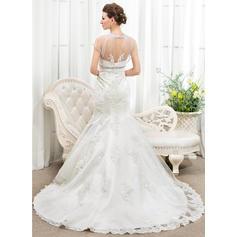 vestidos de novia estilo sirena