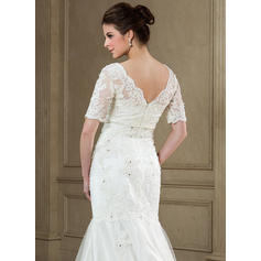 madre estilo occidental de los vestidos de novia