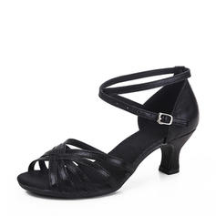 Femmes Latin Similicuir Chaussures de danse