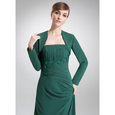 tea length mother of the bride dresses with jackets