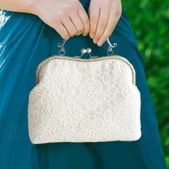Handtaschen/Braut Geld-Beutel Hochzeit/Zeremonie & Party Lace Busseln Arretieren Verschluss Elegant Clutches & Abendtaschen