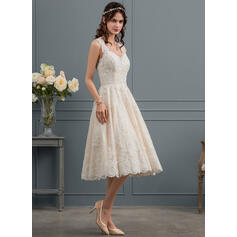 robes de mariée vintage à manches longues