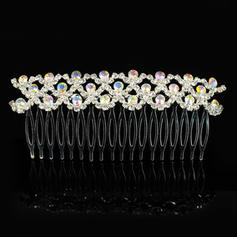 """Combs & Barrettes Wedding/Special Occasion Alloy 4.53""""(Approx.11.5cm) 1.97""""(Approx.5cm) Headpieces"""