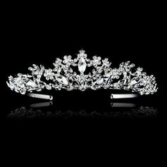 "Tiaras Wedding Alloy 6.3""(Approx.16cm) 1.57""(Approx.4cm) Headpieces"