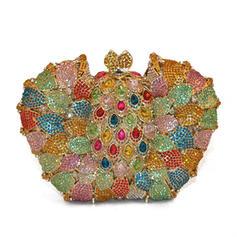 Elegant Legering Koppelingen/Portemonnees & accessoires/Bruidstasje/Fashion Handbags/Makeup Bags