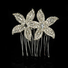 "Combs & Barrettes Wedding/Special Occasion Alloy 2.17""(Approx.5.5cm) 1.97""(Approx.5cm) Headpieces"