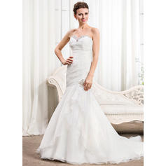 vestidos de novia sirena bling