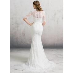 klassiska bröllopsklänningar