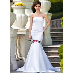 vestidos de novia baratos más tamaño