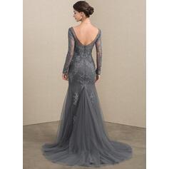 les robes de soirée mignonnes 2021 dentelle