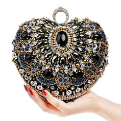 Clutches/Satchel/Totes Wedding/Ceremony & Party Composites Magnetic Closure Elegant Clutches & Evening Bags