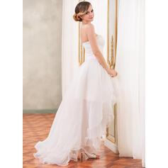 monterede knælængde brudekjoler 2021