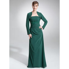 Gorgeous Strapless A-Line/Princess Chiffon Mother of the Bride Dresses (008211221)