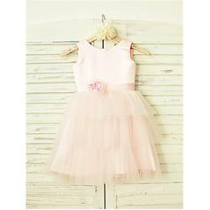 cheap baby flower girl dresses