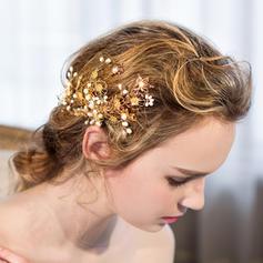 Fashion Imitation Pearls Combs & Barrettes