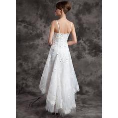 robes de mariée blanches à long