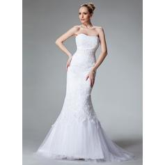 bröllopsklänningar med korta ärmar satin