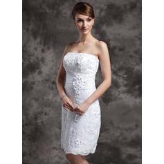 vestidos de novia de encaje de haggy