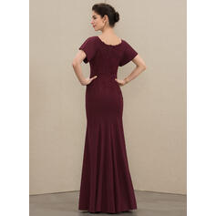 pewter mother of the bride dresses