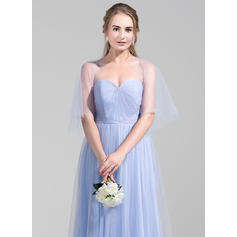powder blue bridesmaid dresses