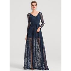 floor length classy evening dresses