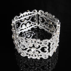 "Bracelets Alloy/Rhinestones Ladies' Fashional 2.36""(Approx.6cm) Wedding & Party Jewelry"