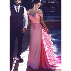 dusky pink evening dresses uk