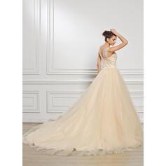 robes de mariée mi-mollet