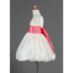 red flower girl dresses 4t
