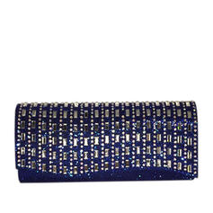 Clutches Ceremony & Party PVC Magnetic Closure Elegant Clutches & Evening Bags