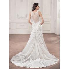 50s style wedding dresses london
