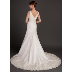 robes de mariée sirène chérie