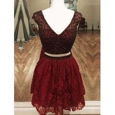 boho homecoming dresses short