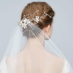 "Hairpins Wedding/Special Occasion/Art photography Alloy 12.99""(Approx.33cm) 3.15""(Approx.8cm) Headpieces"