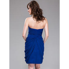 backless vestidos de cocktail