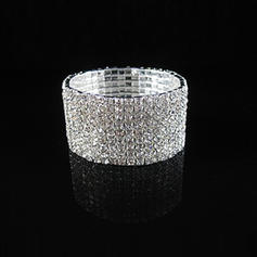 Bracelets Alloy Rhinestone Ladies' Shining Wedding & Party Jewelry