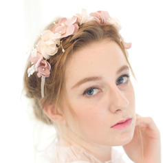 "Headbands Wedding/Special Occasion/Party/Carnival Satin 10.24""(Approx.26cm) 3.15""(Approx.8cm) Headpieces"