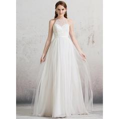 vestidos de noiva flor sereia