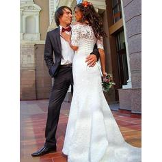 wedding dresses for over 50 uk