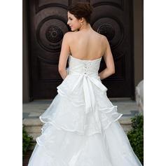 vestidos de novia desnudos