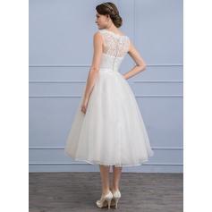 robes de mariée élégantes simples et fluides simples