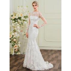 vestidos de noiva de manga longa