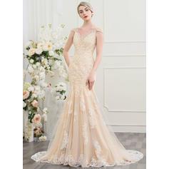 vestidos de novia de estilo real