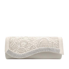 Handtaschen Zeremonie & Party Lackleder Magnetverschluss Elegant Clutches & Abendtaschen