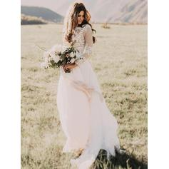 outside wedding dresses for summer