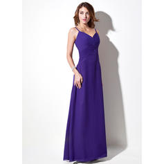 ankle length bridesmaid dresses with sleeves