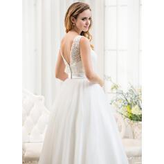 robes de mariée saten