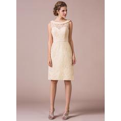 4t suave rosa vestido de dama de honor