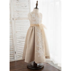 gold flower girl dresses for wedding