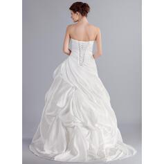 mãe do vintage clássico de vestidos de noiva